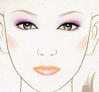 20040209 02 Cách phối màu trong trang điểm   MyPhamOriflame.vn