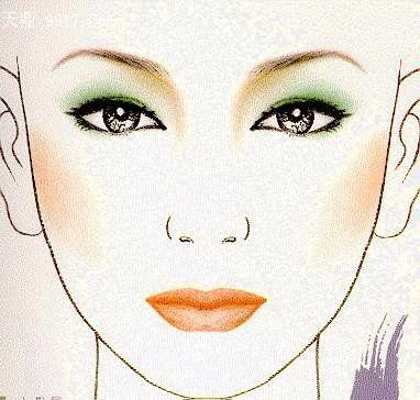 20040209 05 Cách phối màu trong trang điểm   MyPhamOriflame.vn