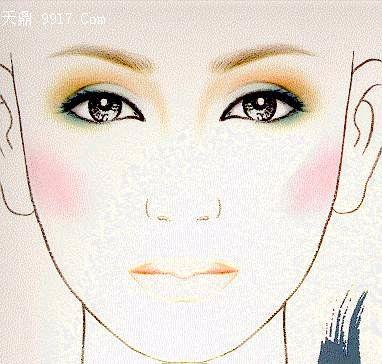 20040209 07 Cách phối màu trong trang điểm   MyPhamOriflame.vn