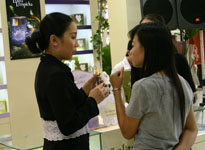 San nha khong dai chu - My Pham Oriflame Blog