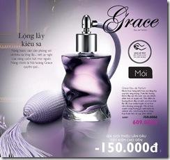 Nước hoa Oriflame - Grace Eau de Parfum