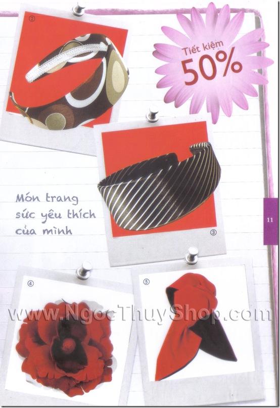 Oriflame Khuyen Mai 8.2010 - Trang 11