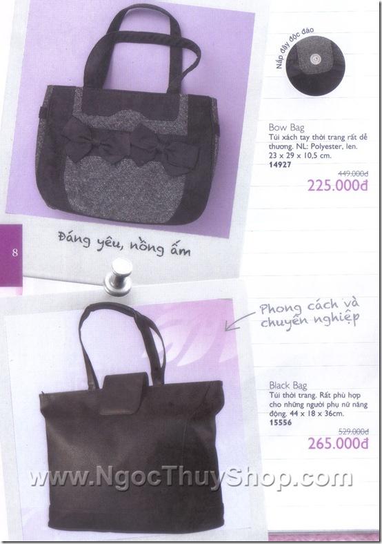Oriflame Khuyen Mai 8.2010 - Trang 8