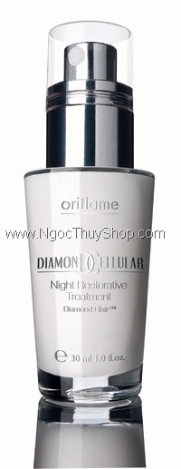 Oriflame Diamond Cellular Night Restorative Treatment - 18437