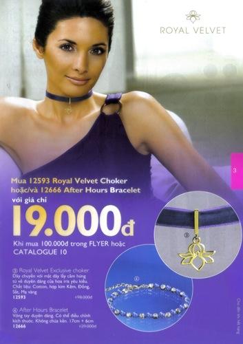 Oriflame Khuyen Mai Dac Biet 10.2010 - Trang 3