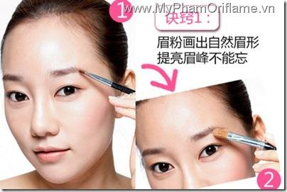 5 Phut Makeup Buoi Sang Nhanh, Gon, Dep 2