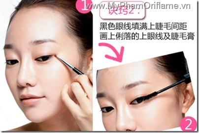 5 Phut Makeup Buoi Sang Nhanh, Gon, Dep 3