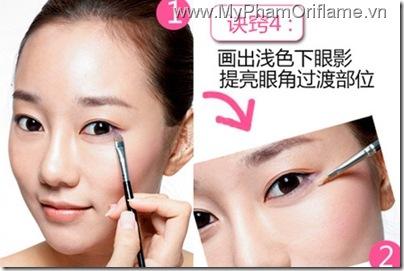 5 Phut Makeup Buoi Sang Nhanh, Gon, Dep 4