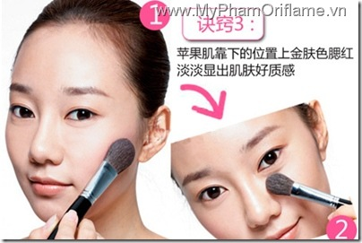 5 Phut Makeup Buoi Sang Nhanh, Gon, Dep 5