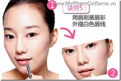 5 Phut Makeup Buoi Sang Nhanh, Gon, Dep 6