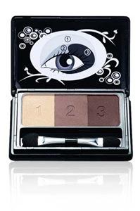Oriflame Beauty Smoky Collection - Eye Shadow Trio