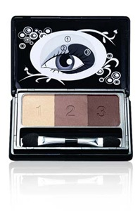 Oriflame Beauty Smoky Collection - Eye Shadow Trio