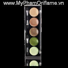 Bộ phấn mắt trang điểm Oriflame Pure Colour Eye Shadow Palette 18346