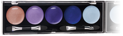 Bộ phấn mắt trang điểm Oriflame Pure Colour Eye Shadow Palette 18347 - Blue and Lilacs