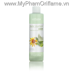 Dung dịch rửa mặt Pure Nature Organic Aloe Vera & Emica Extract Soothing Face Wash 18918
