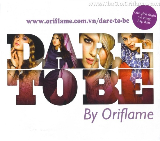 Oriflame Dare To Be - 1