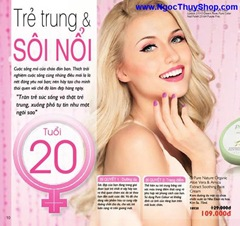 10 l thumb Catalogue Oriflame tháng 4/2011  MyPhamOriflame.vn