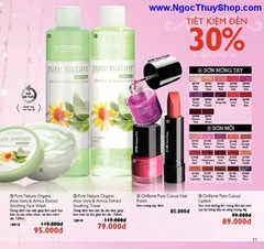 11 l thumb Catalogue Oriflame tháng 4/2011  MyPhamOriflame.vn