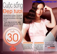 12 l thumb Catalogue Oriflame tháng 4/2011  MyPhamOriflame.vn