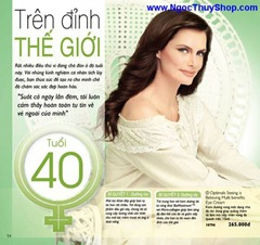 14 l thumb Catalogue Oriflame tháng 4/2011  MyPhamOriflame.vn