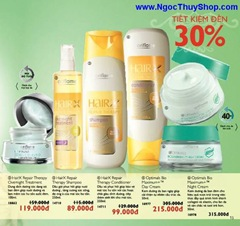 15 l thumb Catalogue Oriflame tháng 4/2011  MyPhamOriflame.vn