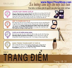 18 l thumb Catalogue Oriflame tháng 4/2011  MyPhamOriflame.vn