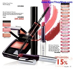 27 l thumb Catalogue Oriflame tháng 4/2011  MyPhamOriflame.vn