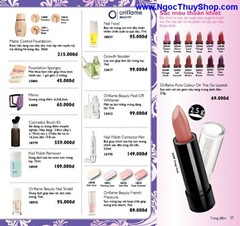 31 l thumb Catalogue Oriflame tháng 4/2011  MyPhamOriflame.vn