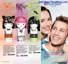 38 l thumb Catalogue Oriflame tháng 4/2011  MyPhamOriflame.vn