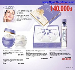 45 l thumb Catalogue Oriflame tháng 4/2011  MyPhamOriflame.vn