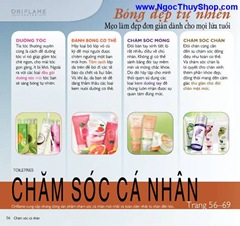 56 l thumb Catalogue Oriflame tháng 4/2011  MyPhamOriflame.vn