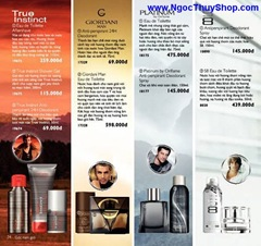 74 l thumb Catalogue Oriflame tháng 4/2011  MyPhamOriflame.vn