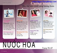 78 l thumb Catalogue Oriflame tháng 4/2011  MyPhamOriflame.vn