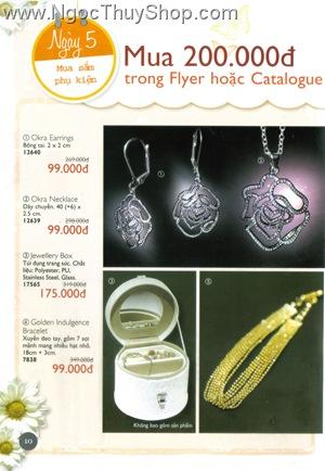 Oriflame - To Roi Giam Gia - Thang 3-2011 - Trang 10