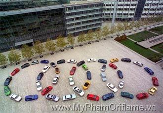 44 chiec xe Audi