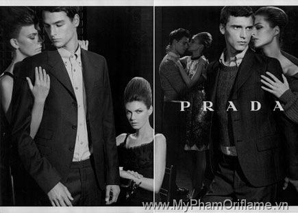 Bộ sưu tập thời trang nam giới của Prada