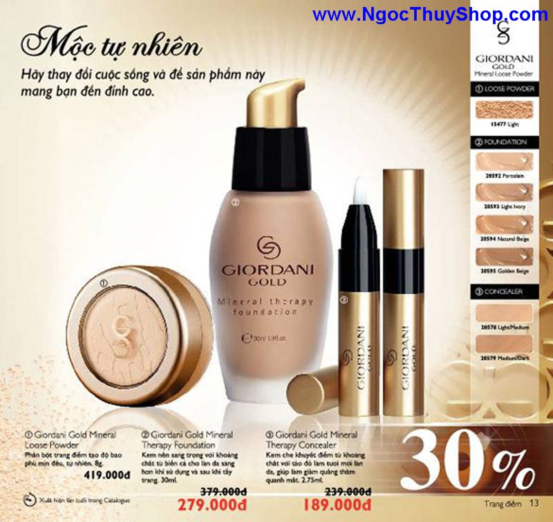 catalogue oriflame 6 2011 13 Catalogue Oriflame tháng 6/2011 – MyPhamOriflame.vn
