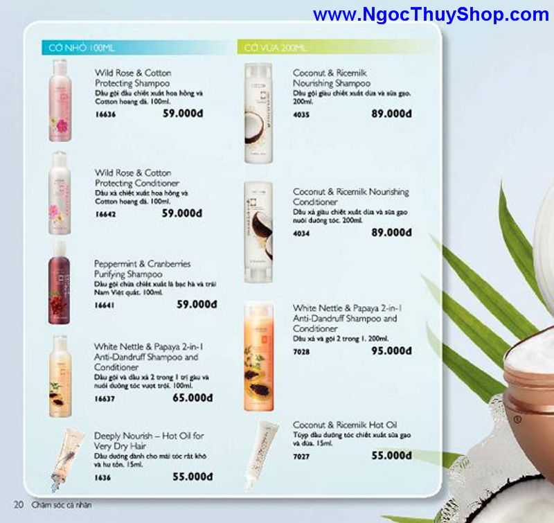 catalogue oriflame 6 2011 20 Catalogue Oriflame tháng 6/2011 – MyPhamOriflame.vn