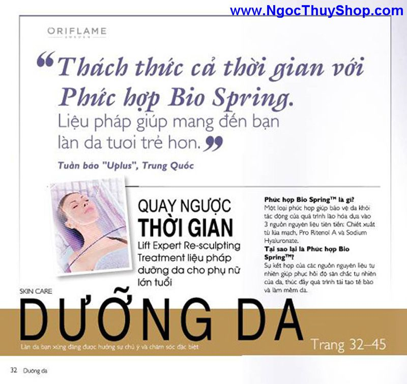 catalogue oriflame 6 2011 32 Catalogue Oriflame tháng 6/2011 – MyPhamOriflame.vn