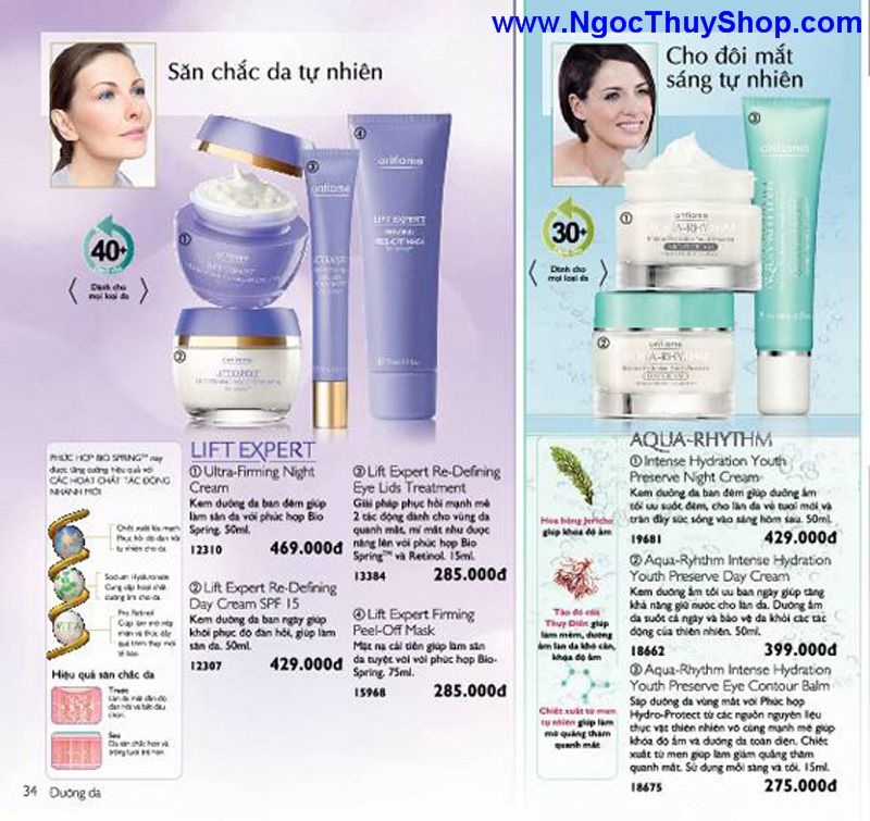 catalogue oriflame 6 2011 34 Catalogue Oriflame tháng 6/2011 – MyPhamOriflame.vn
