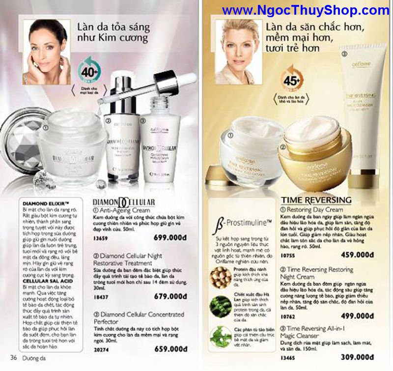 catalogue oriflame 6 2011 36 Catalogue Oriflame tháng 6/2011 – MyPhamOriflame.vn