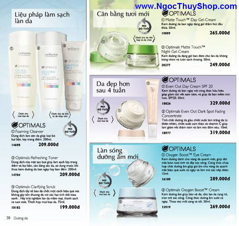 catalogue oriflame 6 2011 38 Catalogue Oriflame tháng 6/2011 – MyPhamOriflame.vn