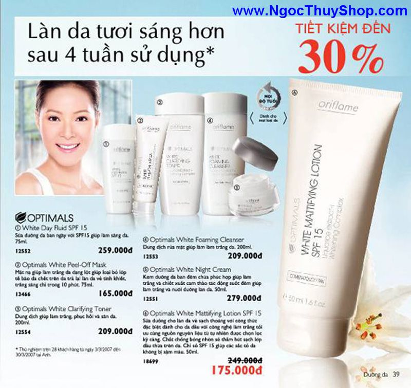 catalogue oriflame 6 2011 39 Catalogue Oriflame tháng 6/2011 – MyPhamOriflame.vn