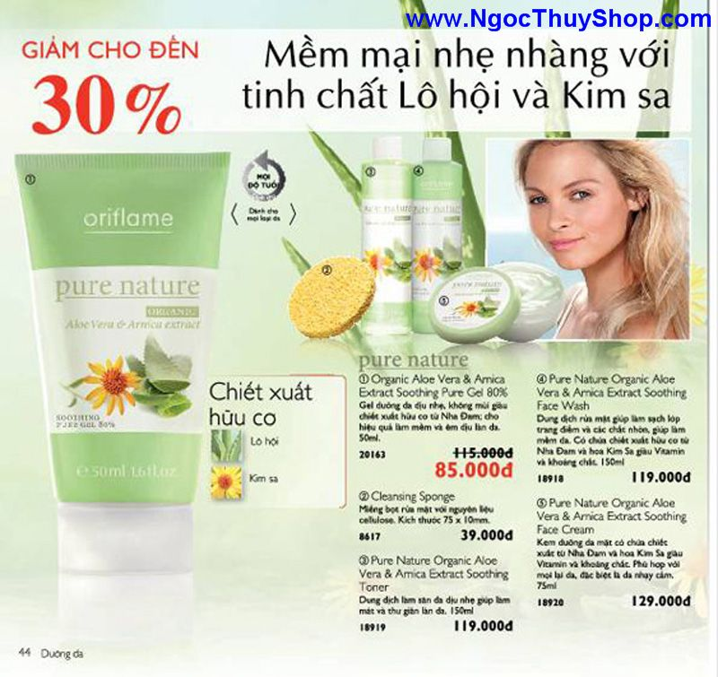 catalogue oriflame 6 2011 44 Catalogue Oriflame tháng 6/2011 – MyPhamOriflame.vn