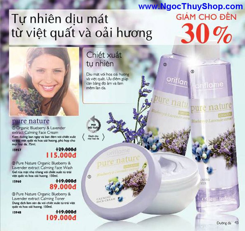 catalogue oriflame 6 2011 45 Catalogue Oriflame tháng 6/2011 – MyPhamOriflame.vn