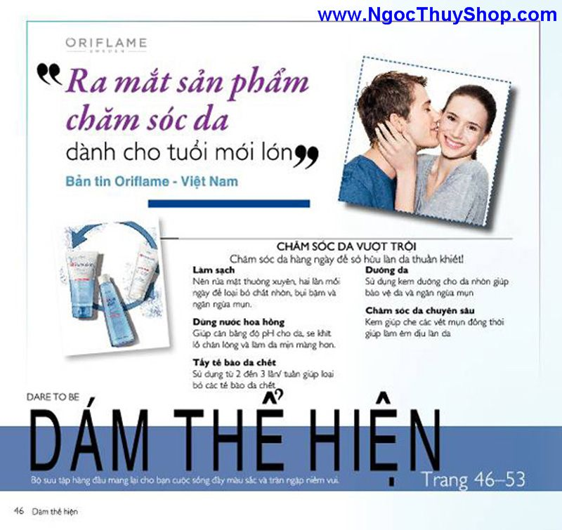 catalogue oriflame 6 2011 46 Catalogue Oriflame tháng 6/2011 – MyPhamOriflame.vn