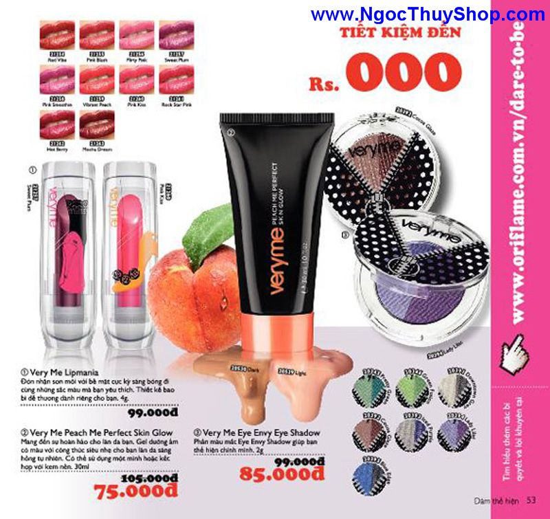 catalogue oriflame 6 2011 53 Catalogue Oriflame tháng 6/2011 – MyPhamOriflame.vn
