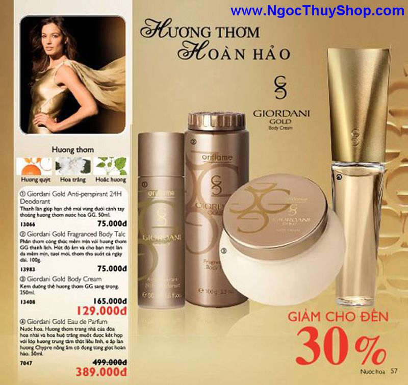 catalogue oriflame 6 2011 57 Catalogue Oriflame tháng 6/2011 – MyPhamOriflame.vn