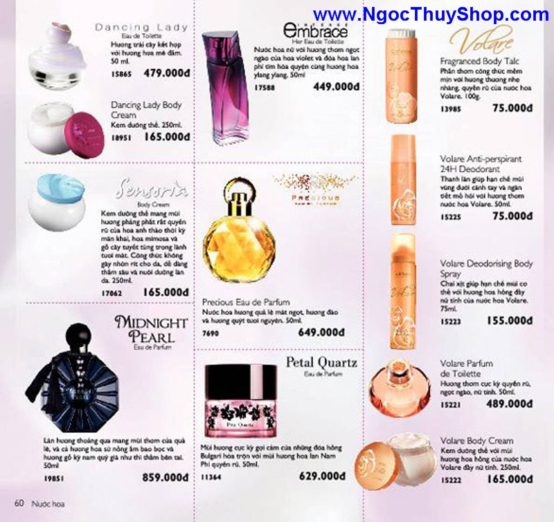 catalogue oriflame 6 2011 60 Catalogue Oriflame tháng 6/2011 – MyPhamOriflame.vn