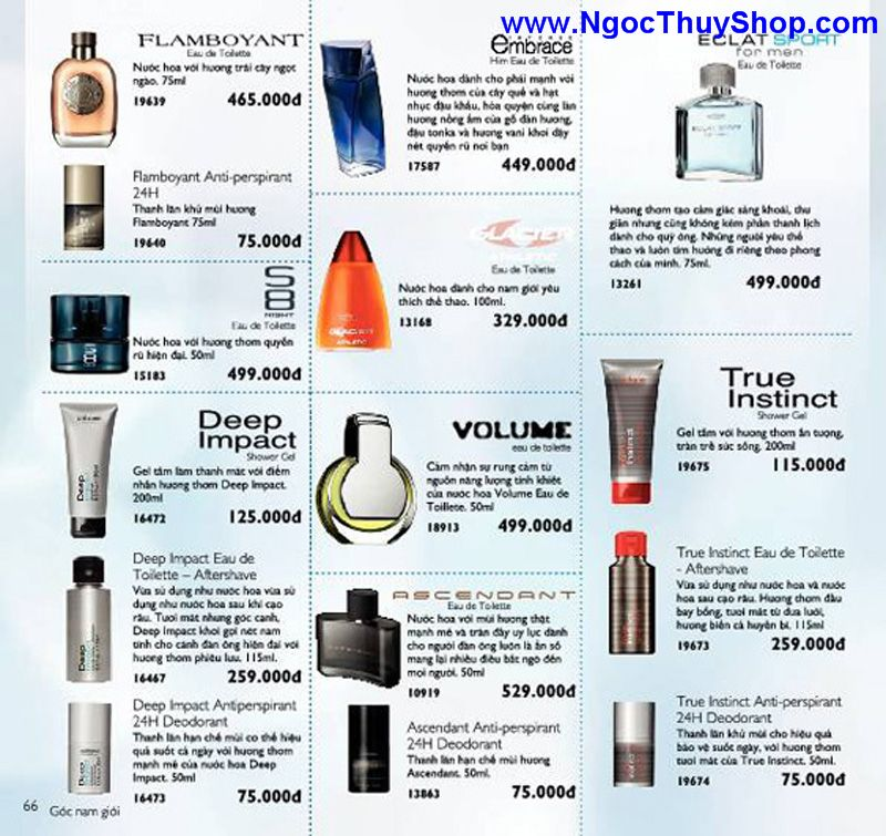 catalogue oriflame 6 2011 66 Catalogue Oriflame tháng 6/2011 – MyPhamOriflame.vn